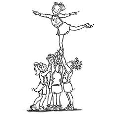 The-group-of-cheerleaders